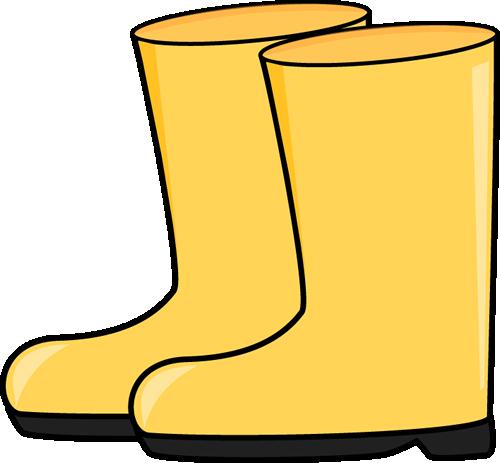 Boots Clip Art 2