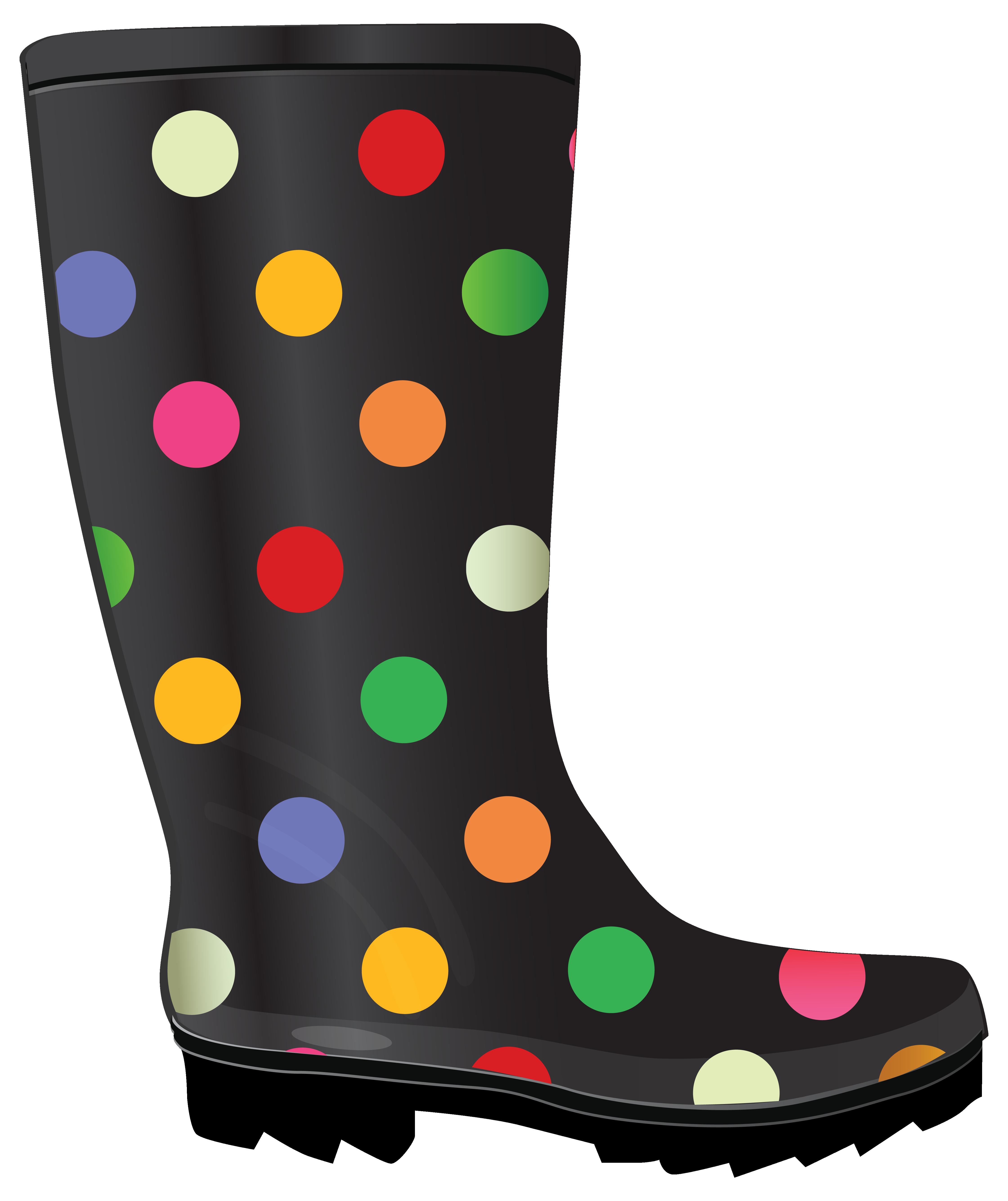 Boots Clip Art 77