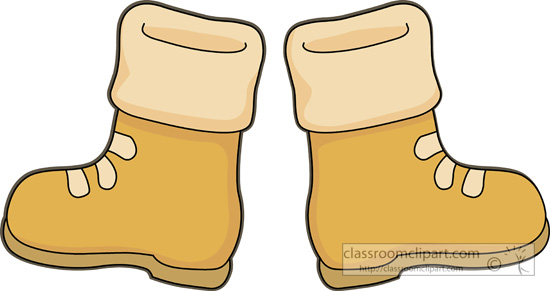 Boots Clipart #26045