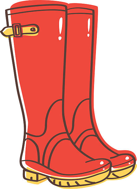 Boots clipart wellie #10