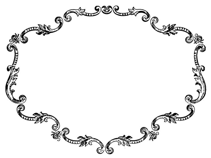 jewelry border clip art 46 best borders for labels images on pinterest  flower borders ideas