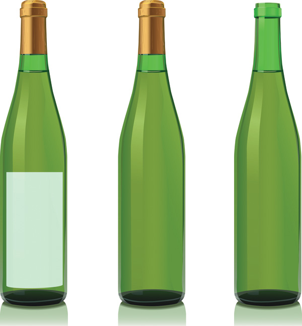 Bottle clipart vector #3