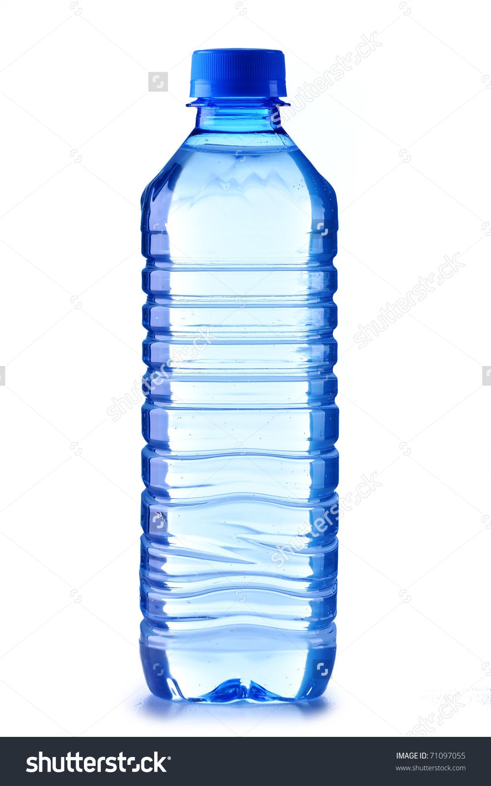 Bottled Water Bottle Clipart