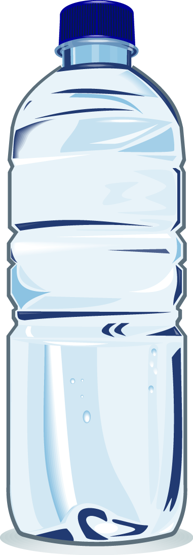 Clipart Water Bottle
