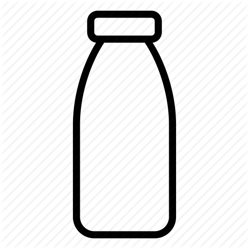 milk bottle clipart glass mil - Bottle Clipart