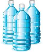 Bottle Water clipart and illustrations