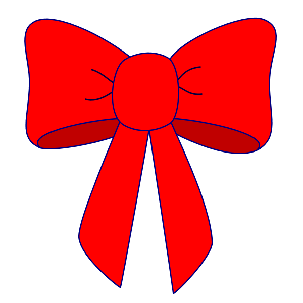 Extraordinay Red Bow Clipart 87 On Science Clipart With Red Bow Clipart
