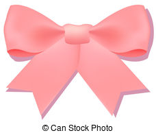 a pink bowknot - illustration drawing of a beautiful pink. hdclipartall.com hdclipartall.com