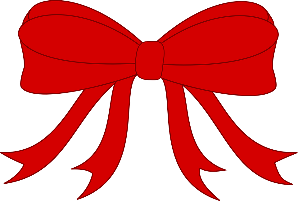 Bowknot PNG Transparent Image