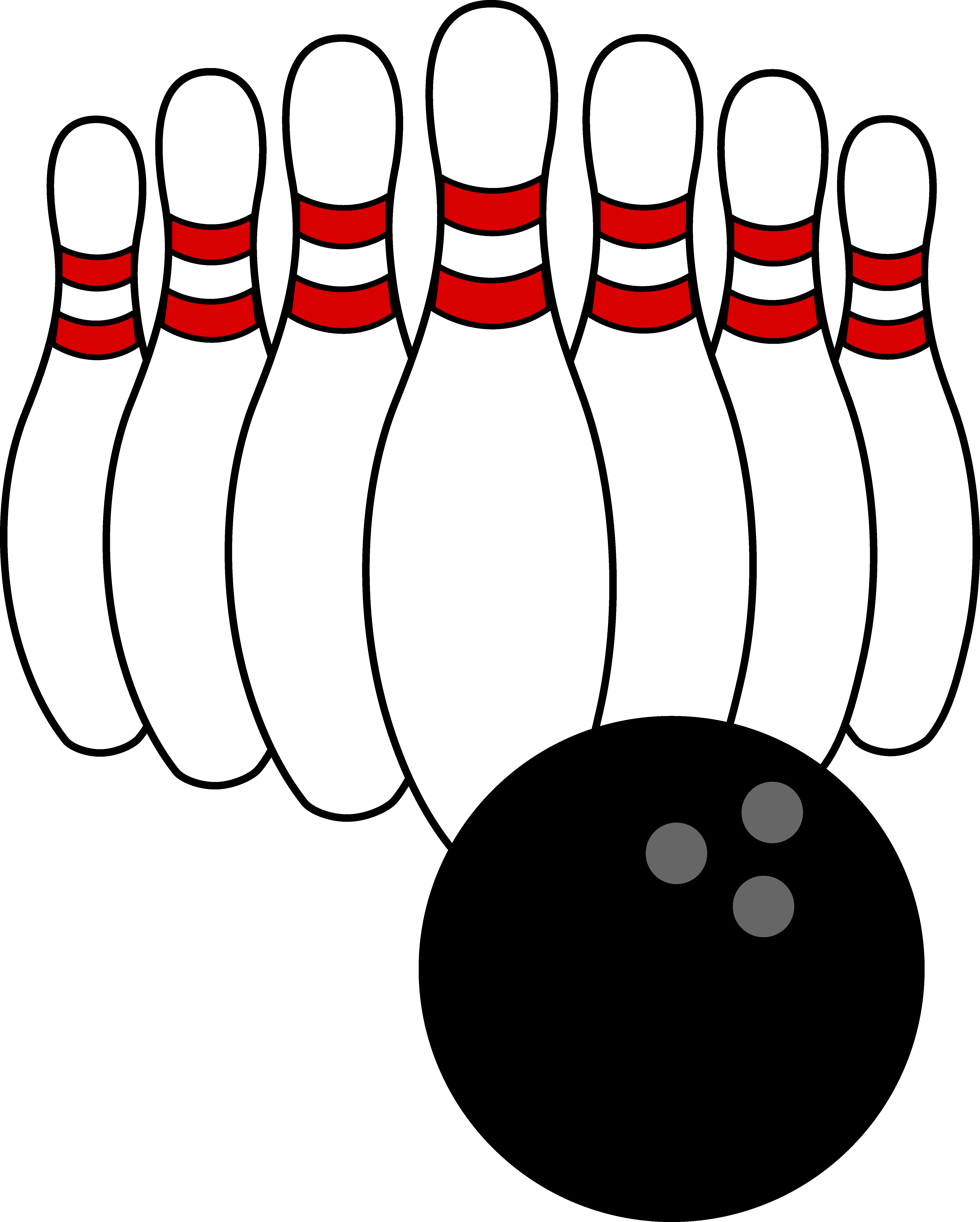 Bowling bowler clipart free i - Bowling Clipart