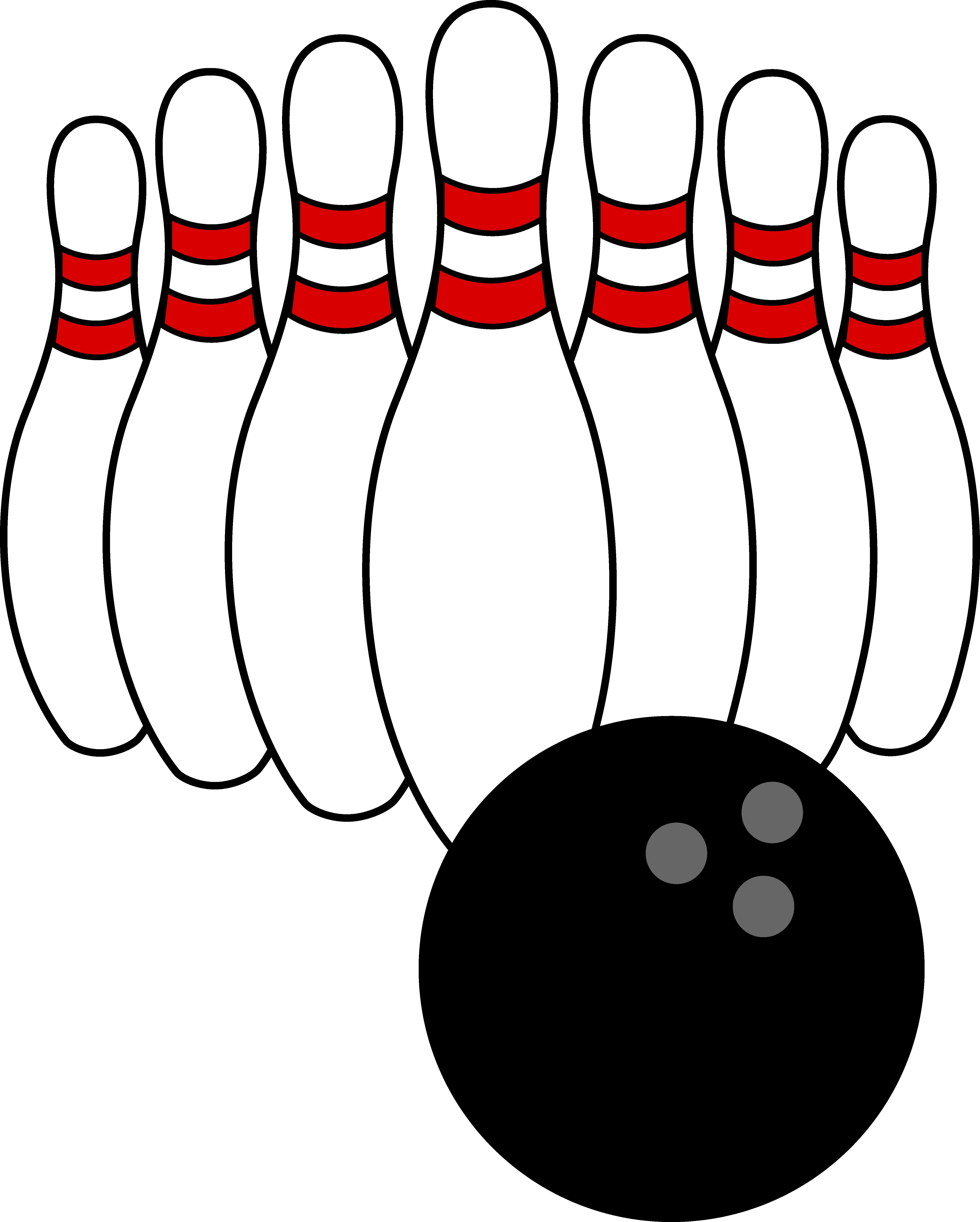 Bowling clipart images 1 » C