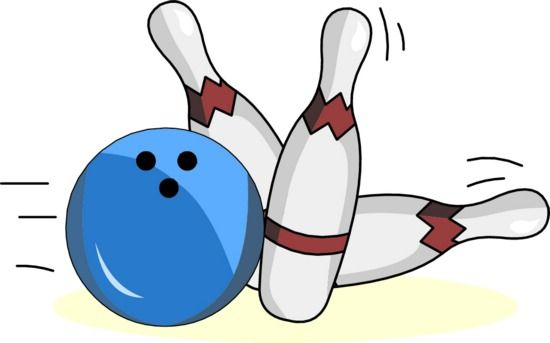 Bowling clipart images 1 » C - Bowling Clipart