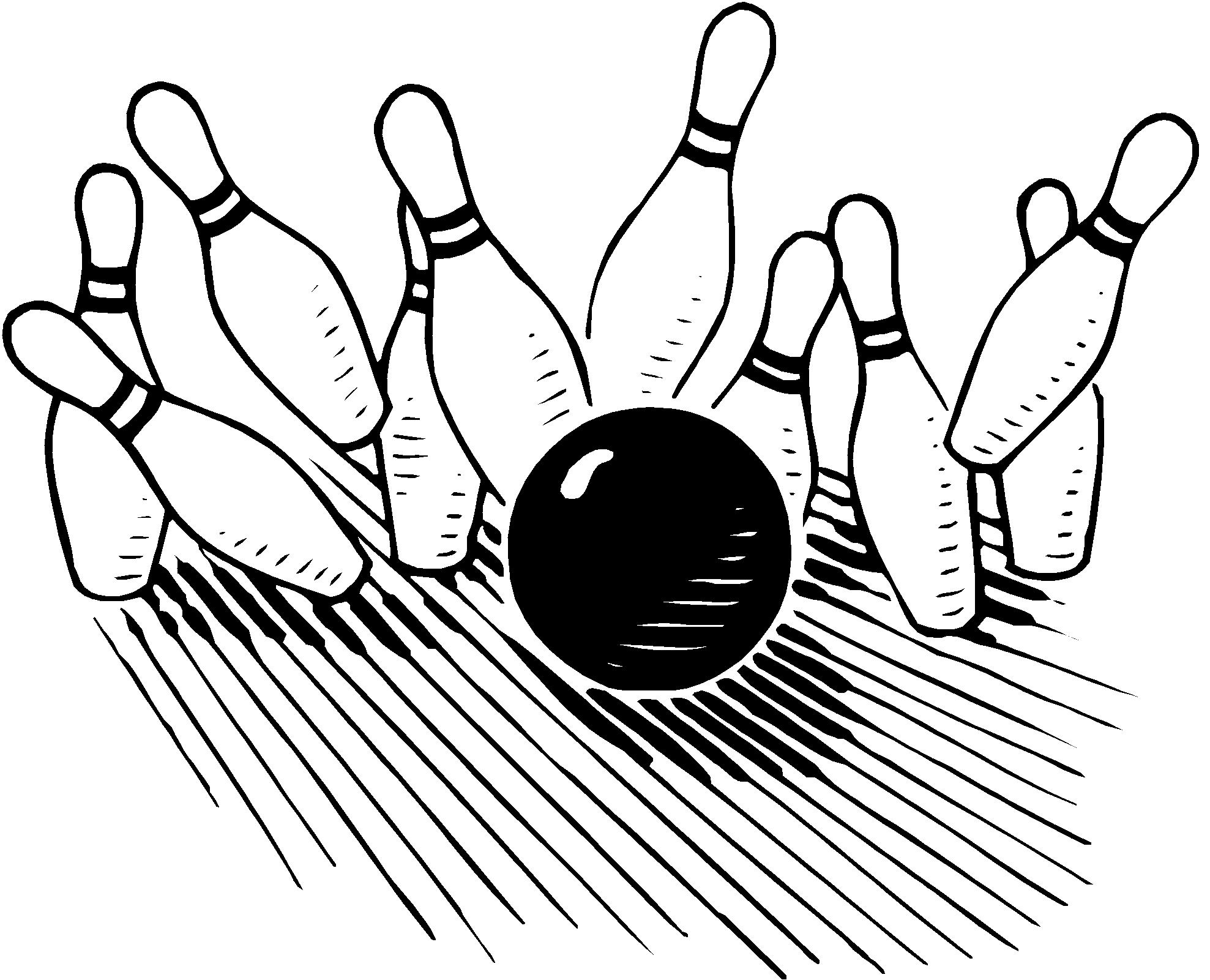 Library of jpg royalty free l - Bowling Clipart