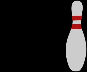 Bowling Pin 3 Clip Art