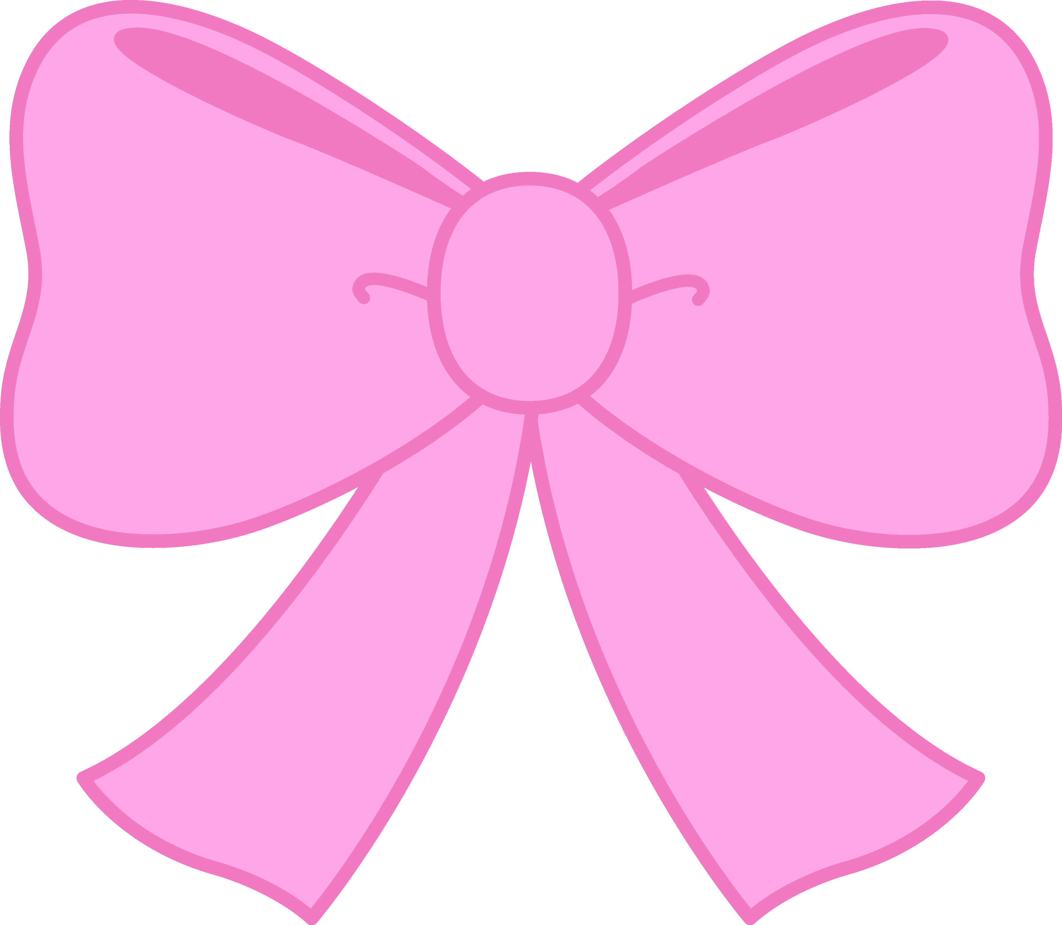 Bows. Clip Art Bows