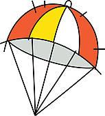 Box u0026middot; icon parachute