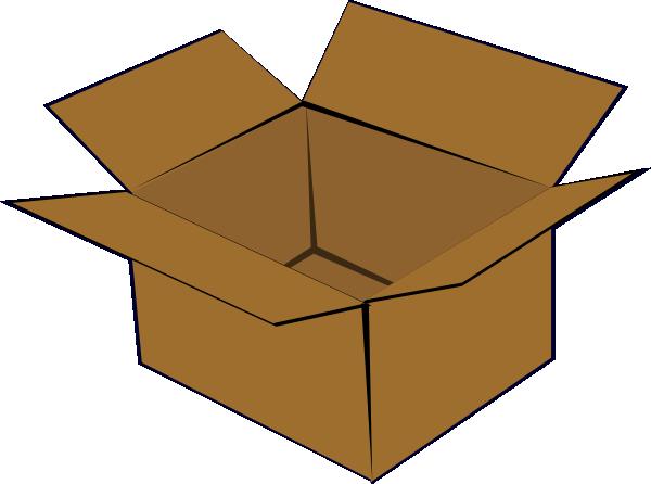 Boxes Clipart #23527