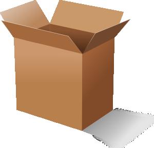 Boxes Clipart #23536