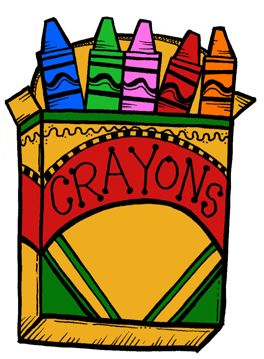Boxes Crayola Crayons Count Clipart Free Clip Art Images