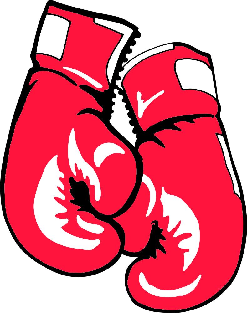 Boxing Clip Art