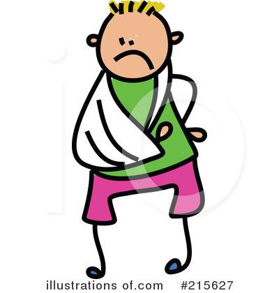 Boy Broken Arm Clipart More Clip Art Illustrations Of