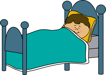 Boy Sleeping Clip Art