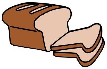 bread clipart - Bread Clip Art
