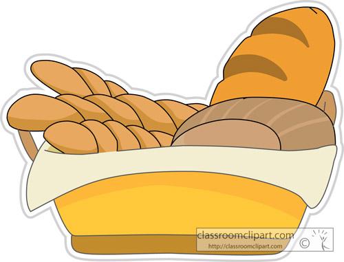 Bread clipart image 7 3 - Bread Clip Art