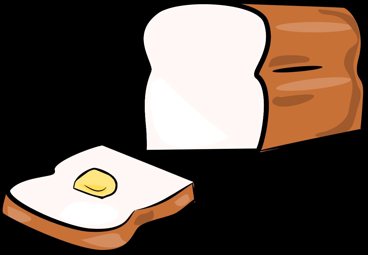 Bread clipart image 7 - Bread Clip Art