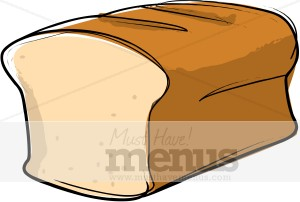 Bread Loaf Clipart