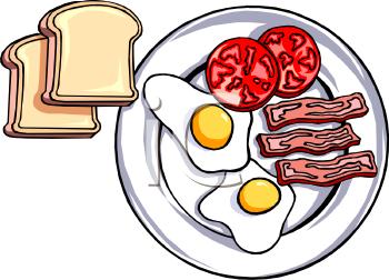 Breakfast Clipart #1