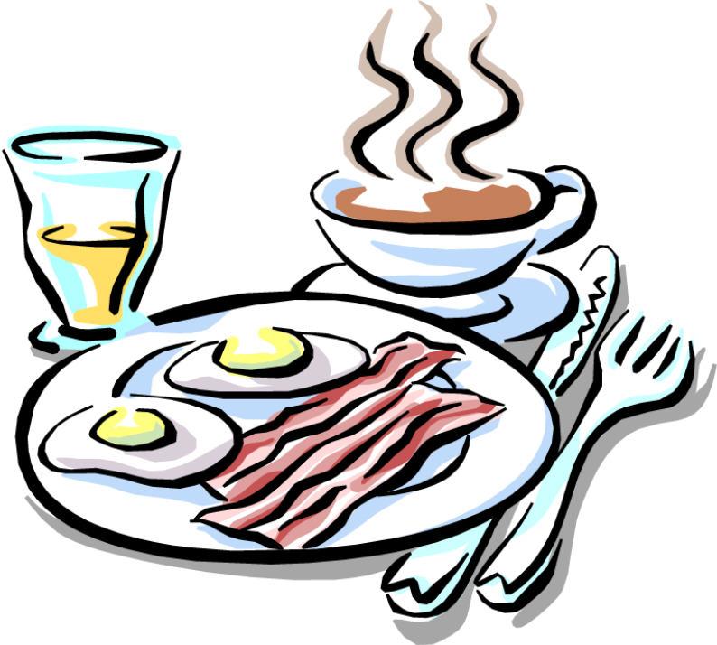 Breakfast Clipart #14492