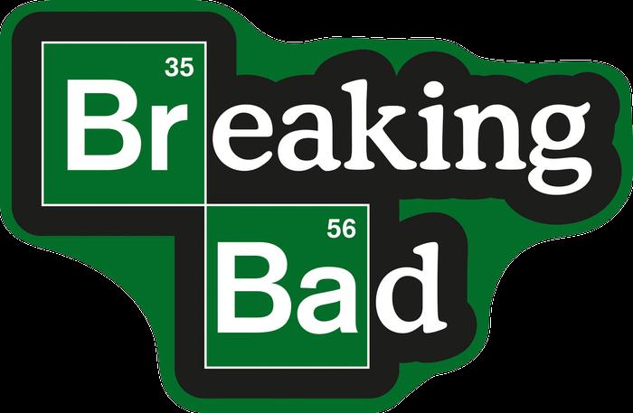 Breaking Bad - Logo Rug - Breaking Bad Clipart