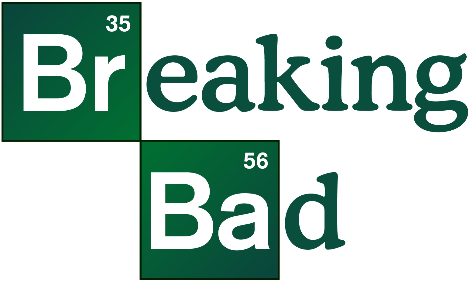 Breaking Bad rubber stamp - c