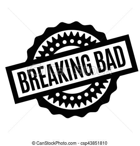 Breaking Bad rubber stamp - c - Breaking Bad Clipart