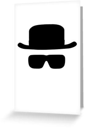 Heisenberg Clip Art Breaking  - Breaking Bad Clipart