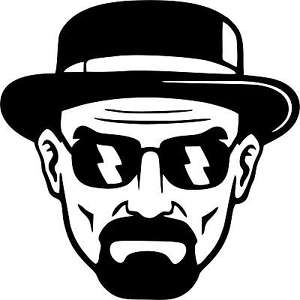 Image is loading Walter-White - Breaking Bad Clipart