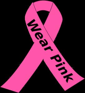 Breast cancer awareness clip art clipart