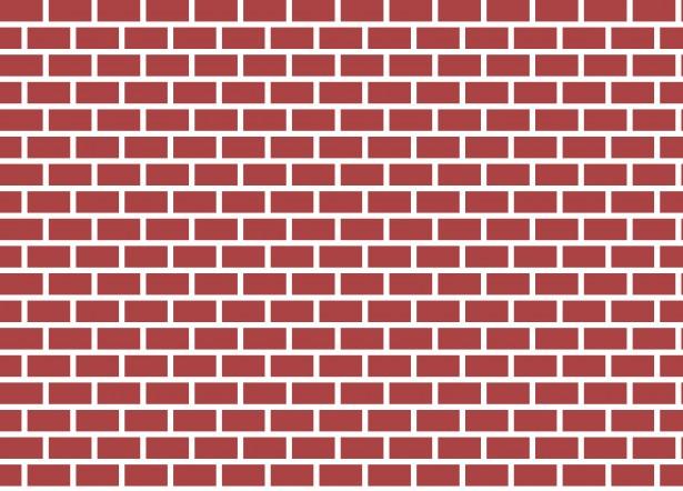 Brick Clip Art Red Brick Wall Clipart