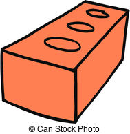 Brick Clip Art Vectorby Cherkas0/5; Brick