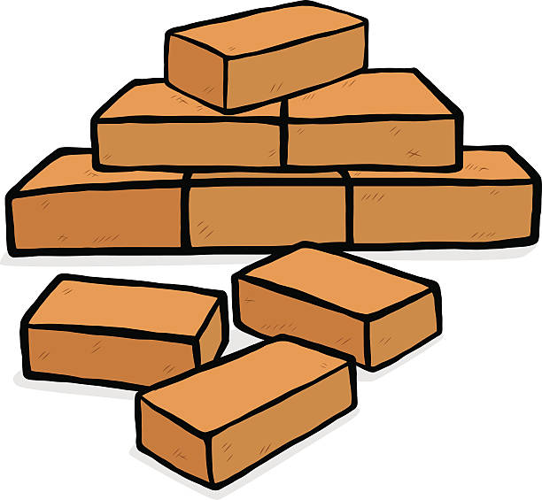 Brick Clip Art Brick Clipart Pile Brick Pencil And In Color Brick Clipart  Pile Plant Clipart