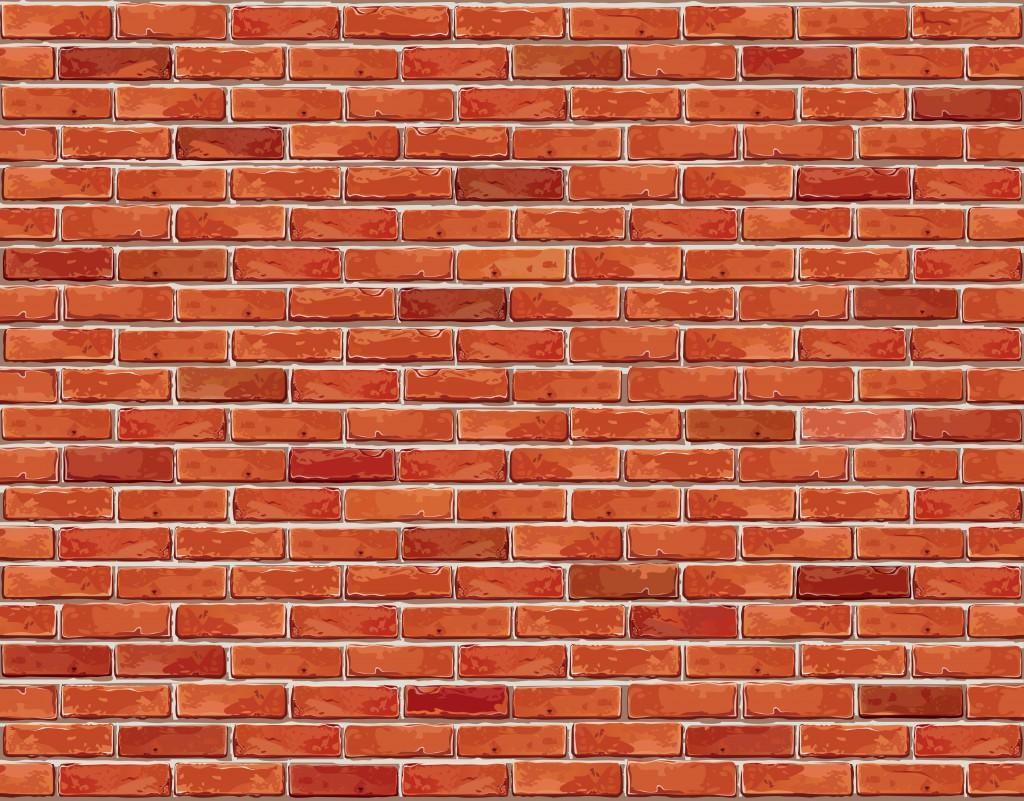 Designer brick clipart