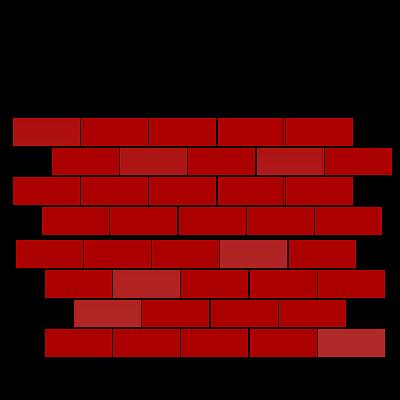Brick Wall Clip Art - Clipart library