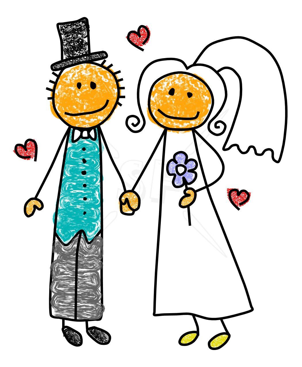 bride clipart