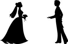 Bride Clipart - Szukaj W Google