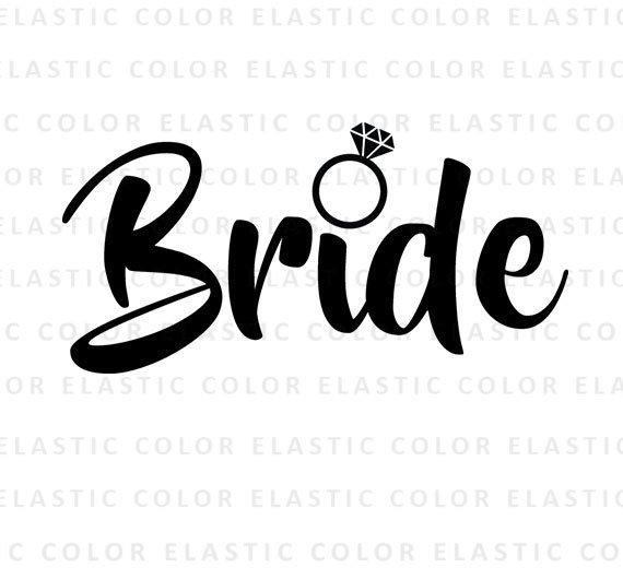 image 0 - Bride Clipart
