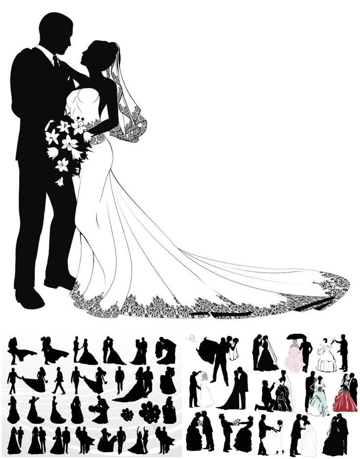 Bride Silhouette Clip Art | Bride Silhouette Clip Art Free http:/