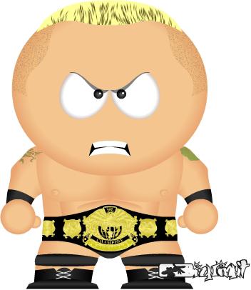 Brock Lesnar by bizklimkit ClipartLook.com