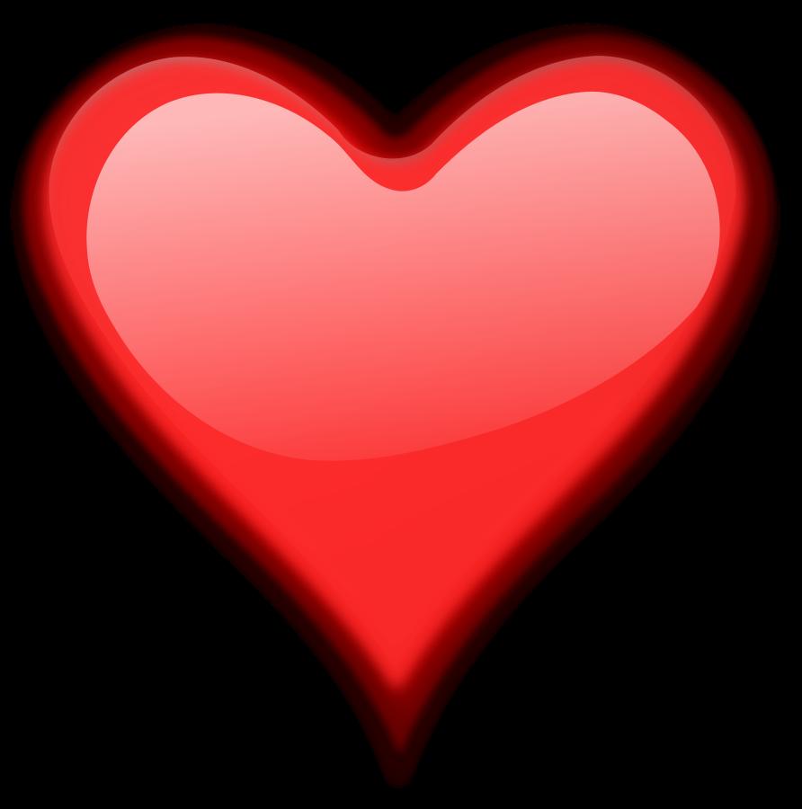 Broken Red Heart Clip Art Free | School Clipart