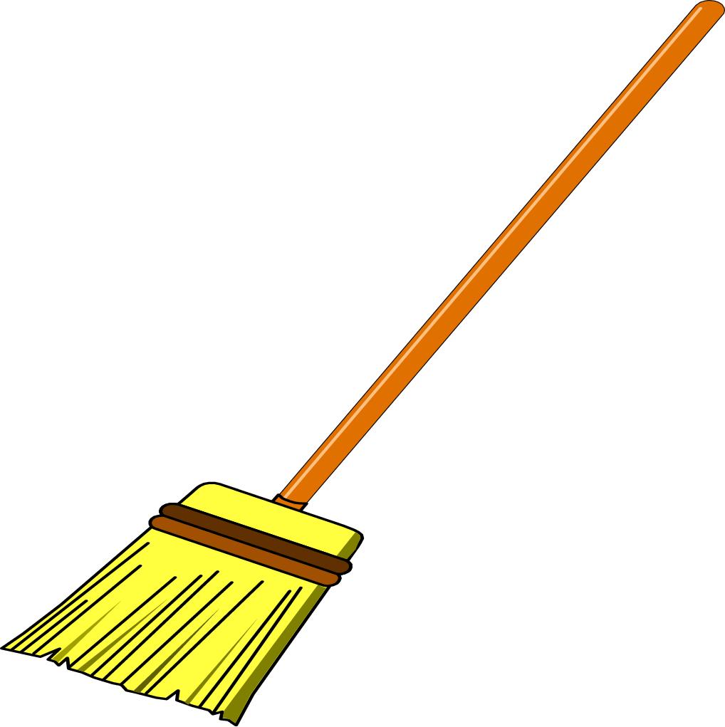 Broom Clipart #1